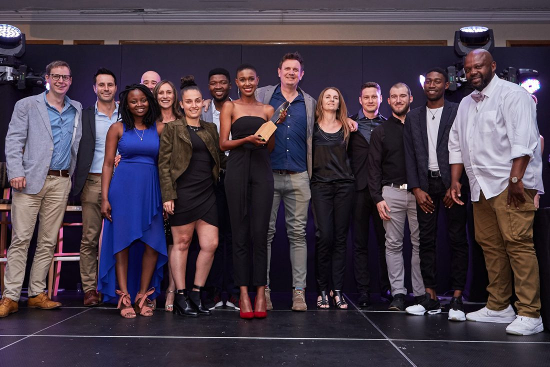 Coca-Cola® and Playmakers win Roger Garlick Award at the 2018 AMASA Awards